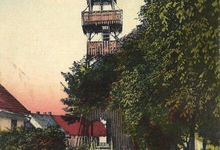 Bild G - Turm Judenstrasse