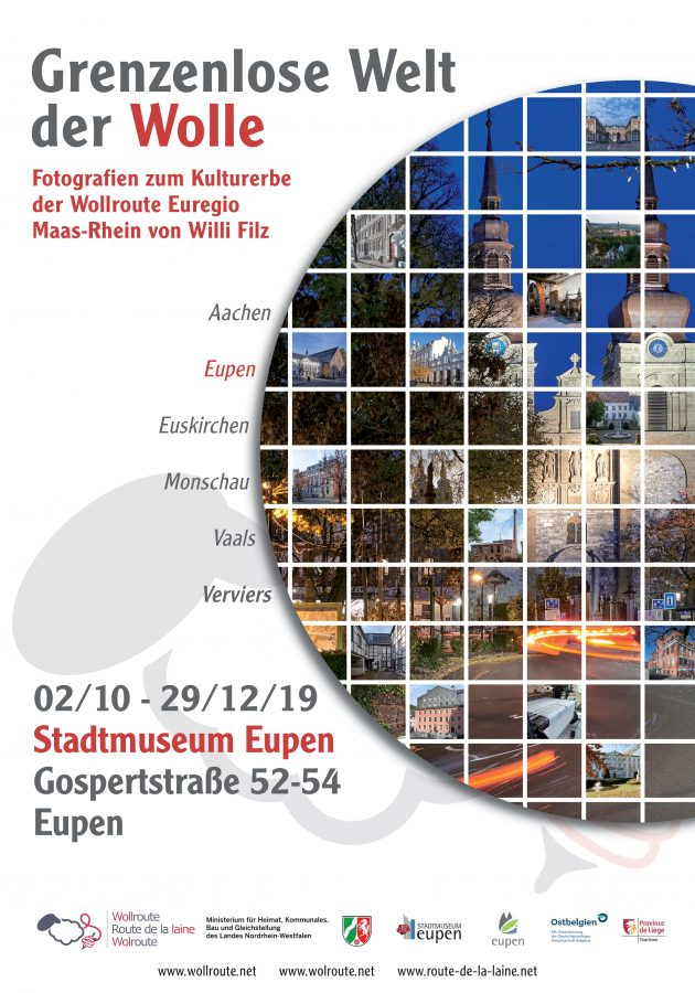 Plakat Eupen A1_Tuchfabrik Müller