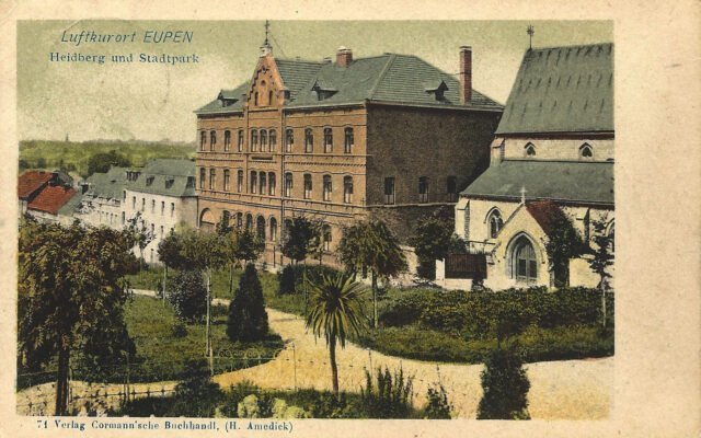 Postkarte Heidberg 2